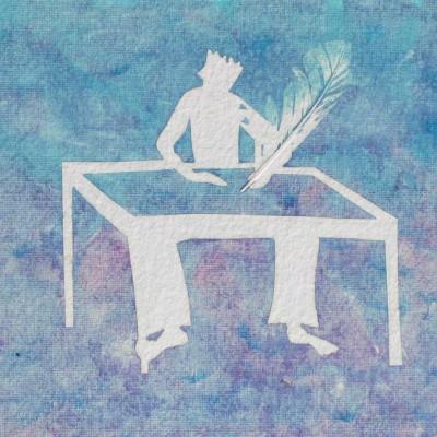 Originaux Les aventures de H' Sans manche / textes Jeanne Cordelier – Monotypes