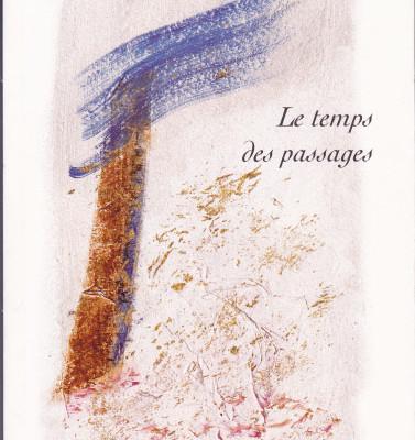 Originaux Le temps des passages / poèmes Cù Huy Cân (technique mixte sur papier)