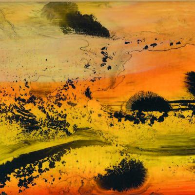 Originaux Oasis – Peintures sur verre